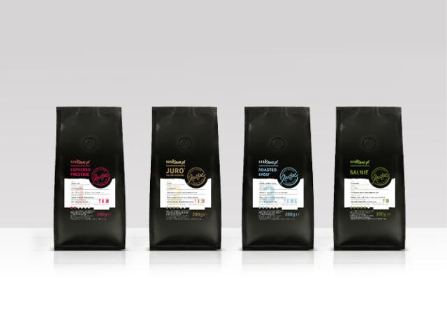 123kawa - raz, dwa, trzy — świeża kawa gwarantowana
