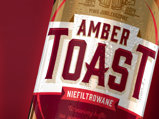 Browar Amber - TOAST
