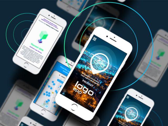 LogoApp - an application for sharing startups