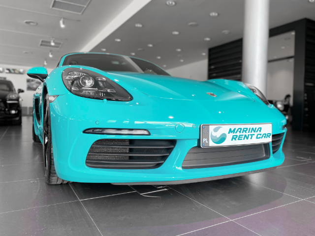 Marina Rent Car - kluczyki do luksusu